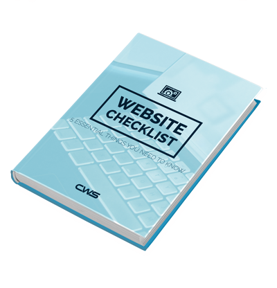Website Checklist Book